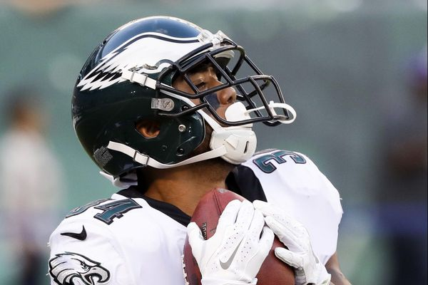 Did Eagles' last preseason game take Donnel Pumphrey out of the running?