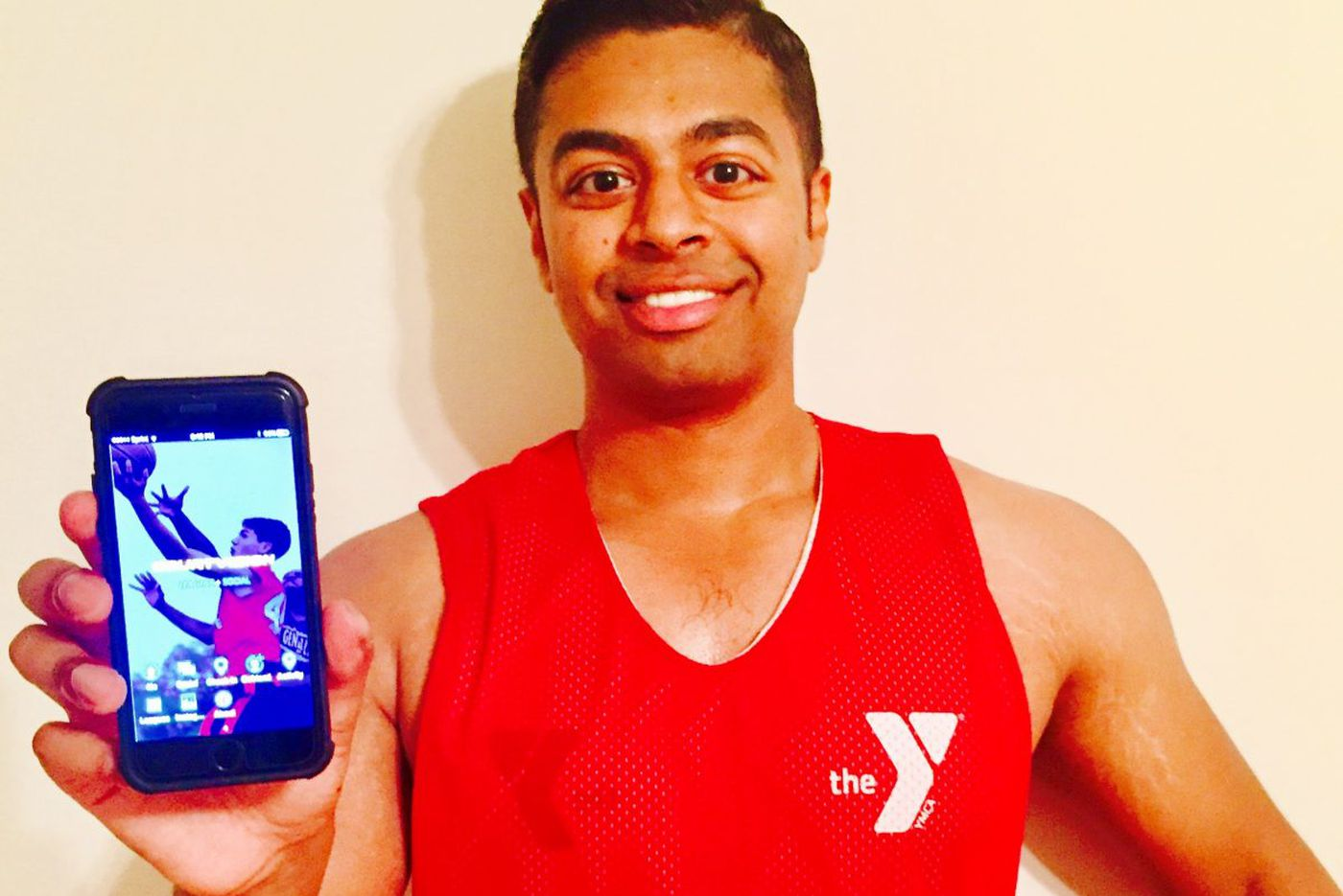 Stellar Startup answers hoopsters' question: 'Where's the game?'
