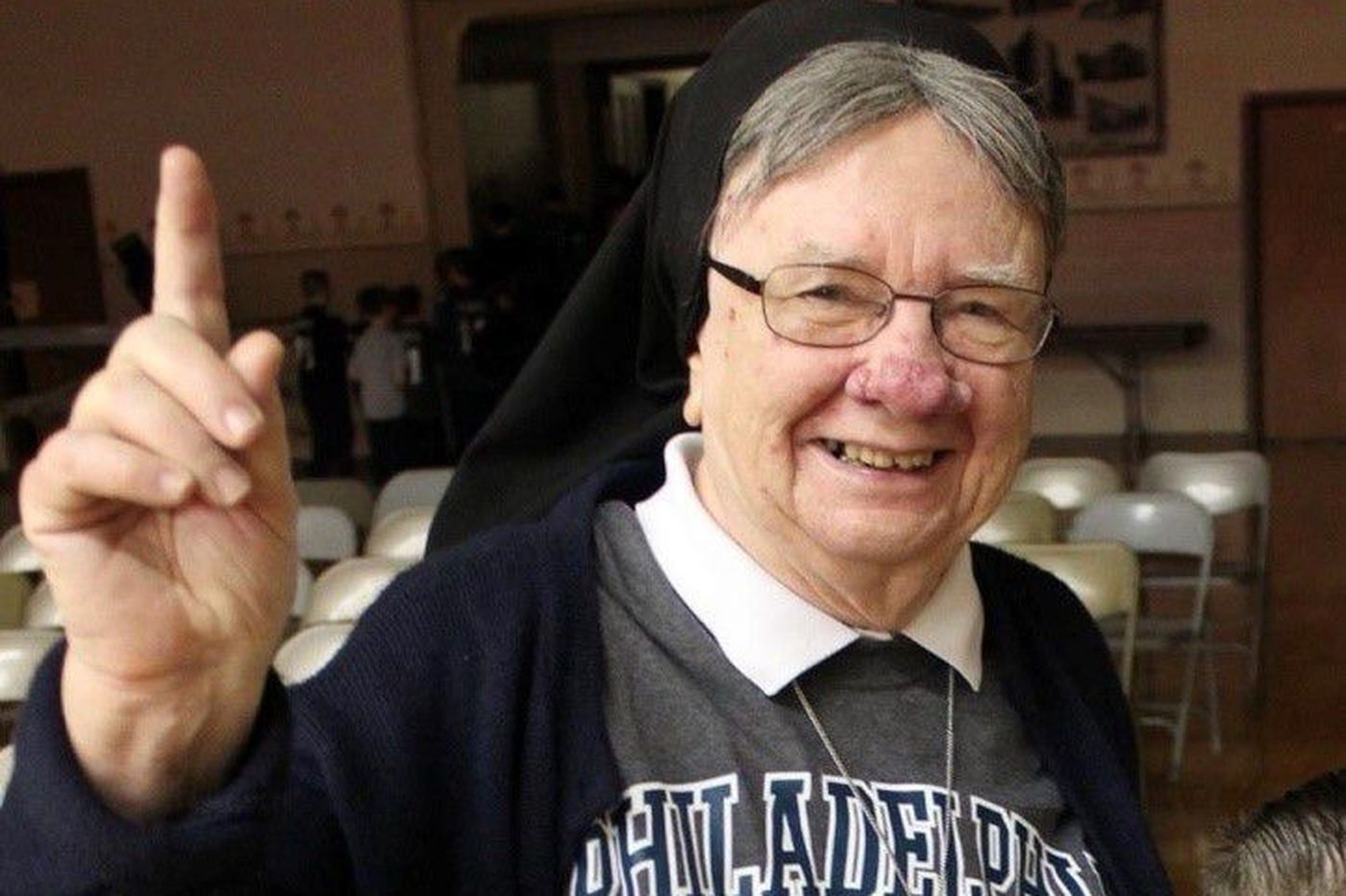 Sister Irene Loretta Cassady, 86, was a 'beacon of light' at a Northeast Philly school