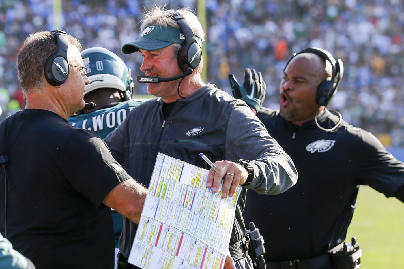 Eagles-Chargers: What we learned