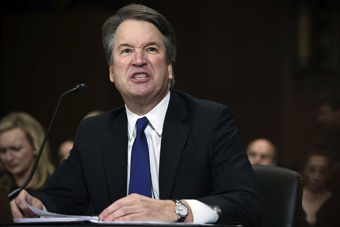 Brett Kavanaugh, Christine Blasey Ford testify in historic Senate hearing: Recap