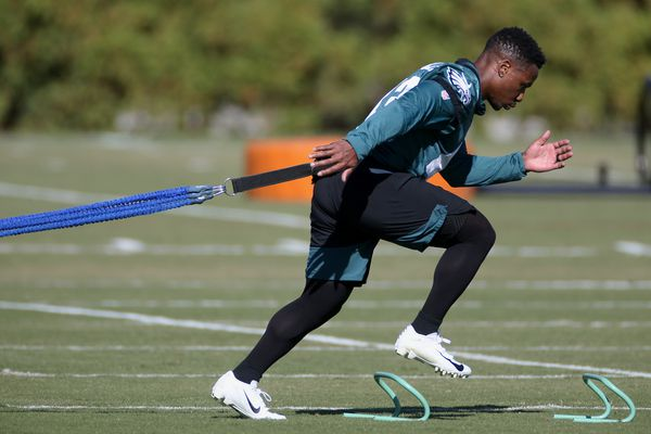 Eagles' Darren Sproles, Avonte Maddox expected to play against Bears