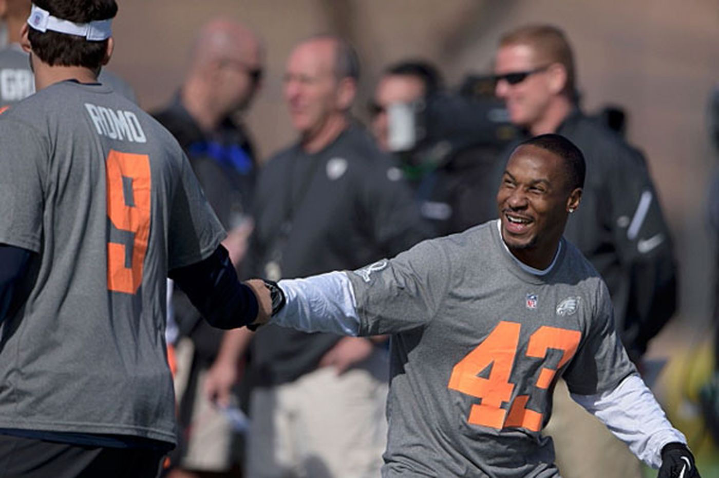 super popular 67652 96a53 Sproles sees Pro Bowl appearance as validation
