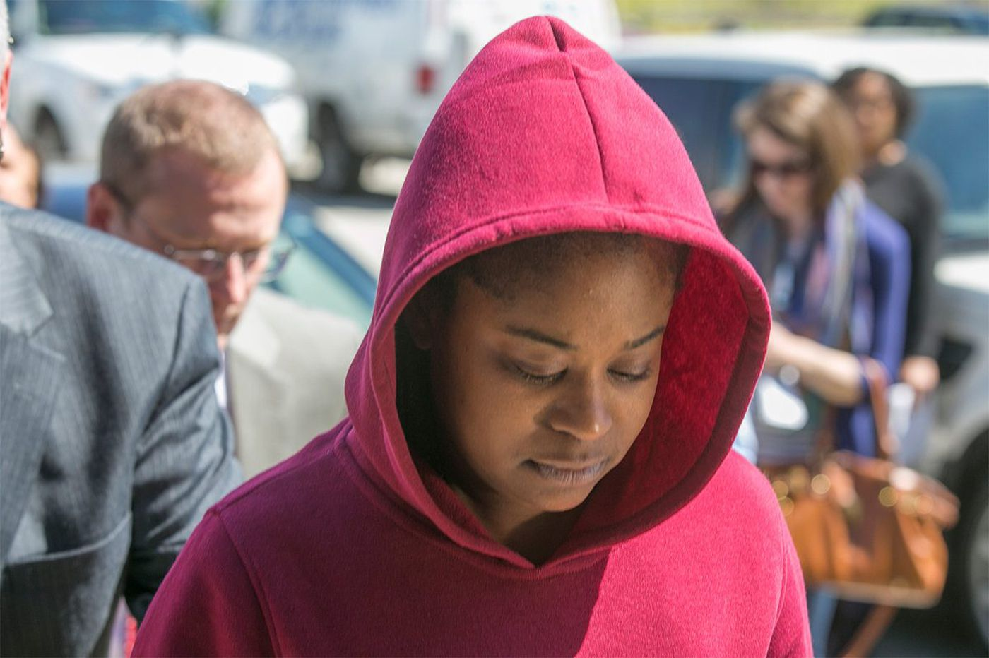 Cherie Amoore: Up to 7 years in state prison for baby-snatching
