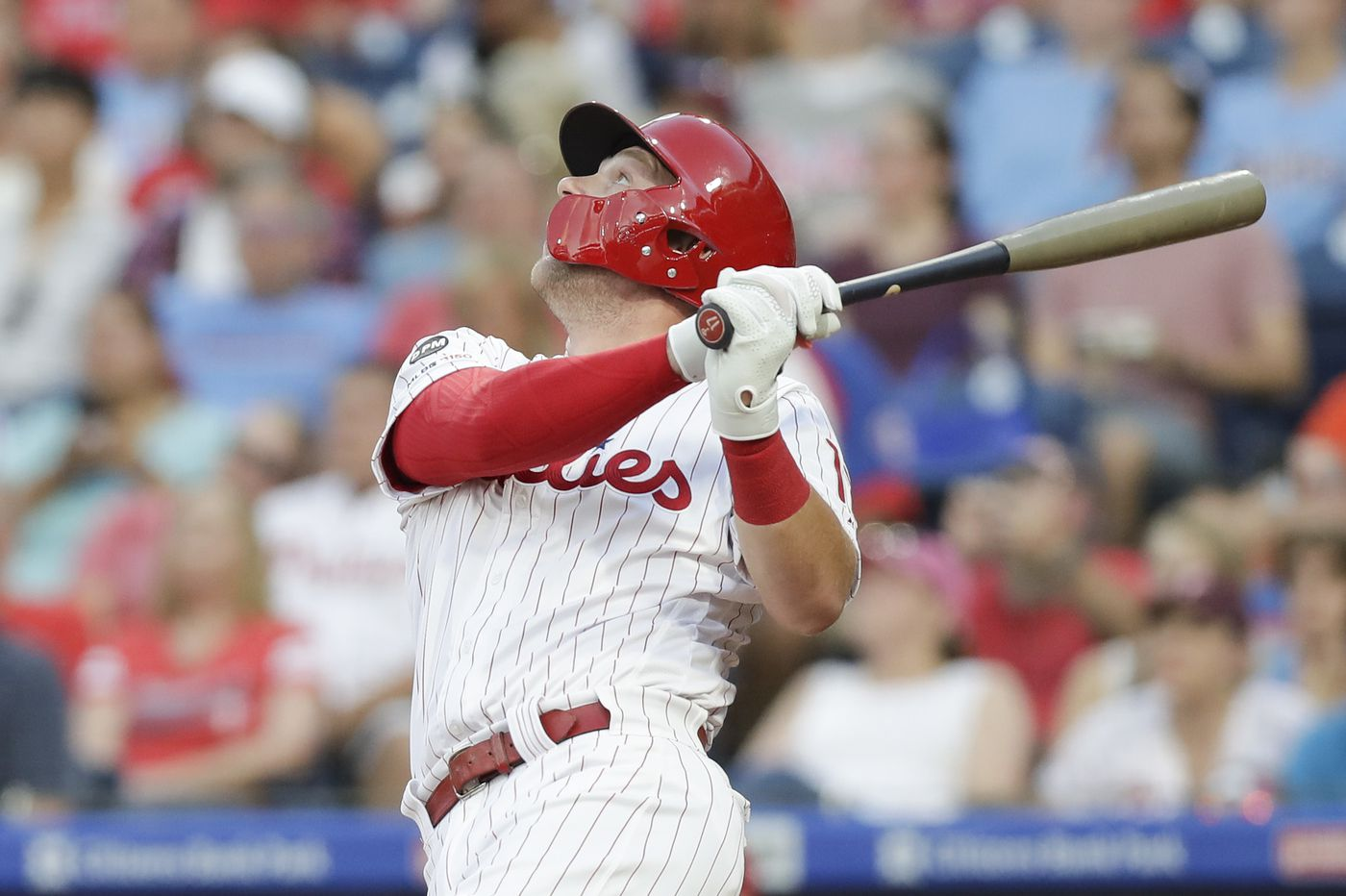 Phillies' once-promising homestand ends with a thud | Bob Brookover