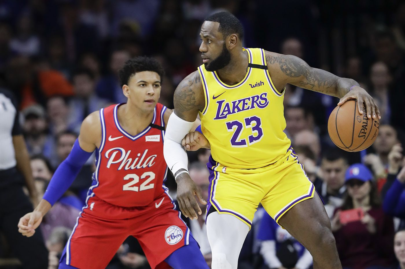 Sixers' Matisse Thybulle not named to NBA's Rising Stars Game