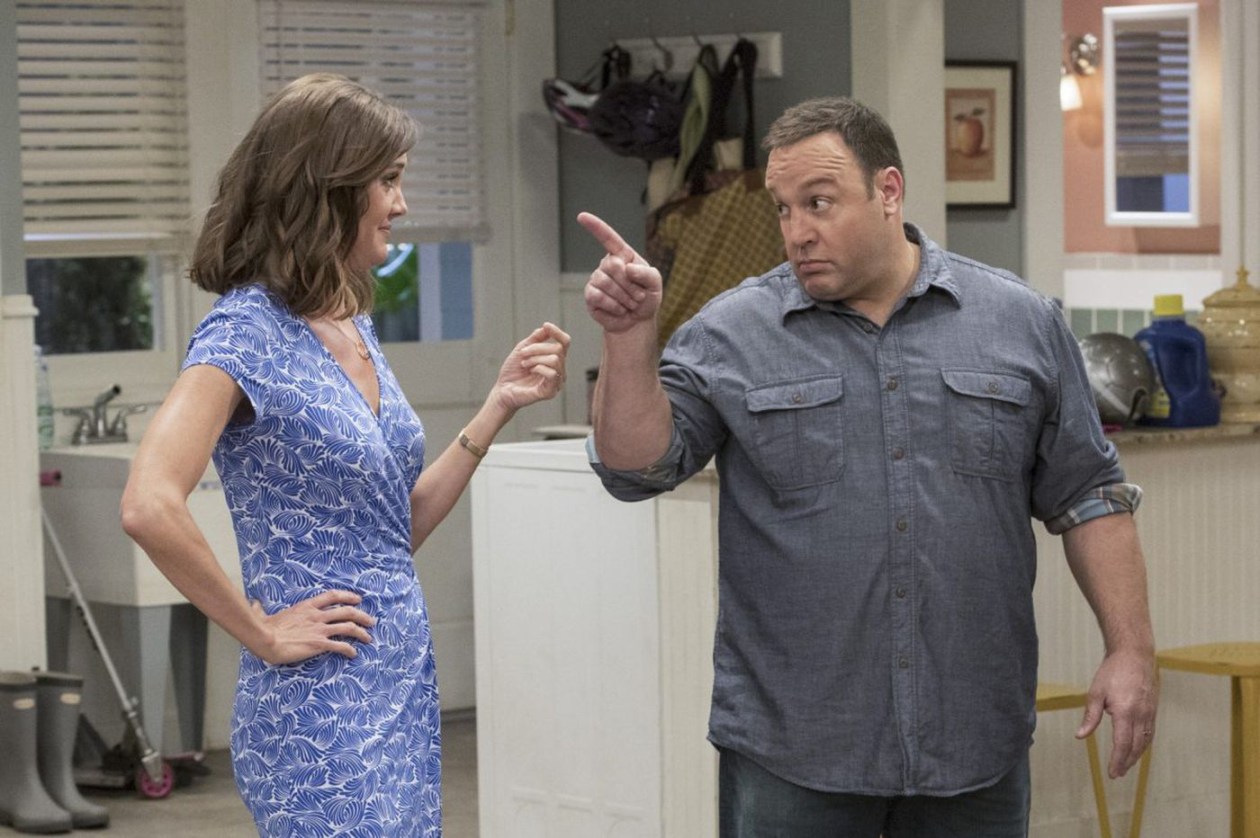 'Kevin Can Wait': Why this TV mom had to die