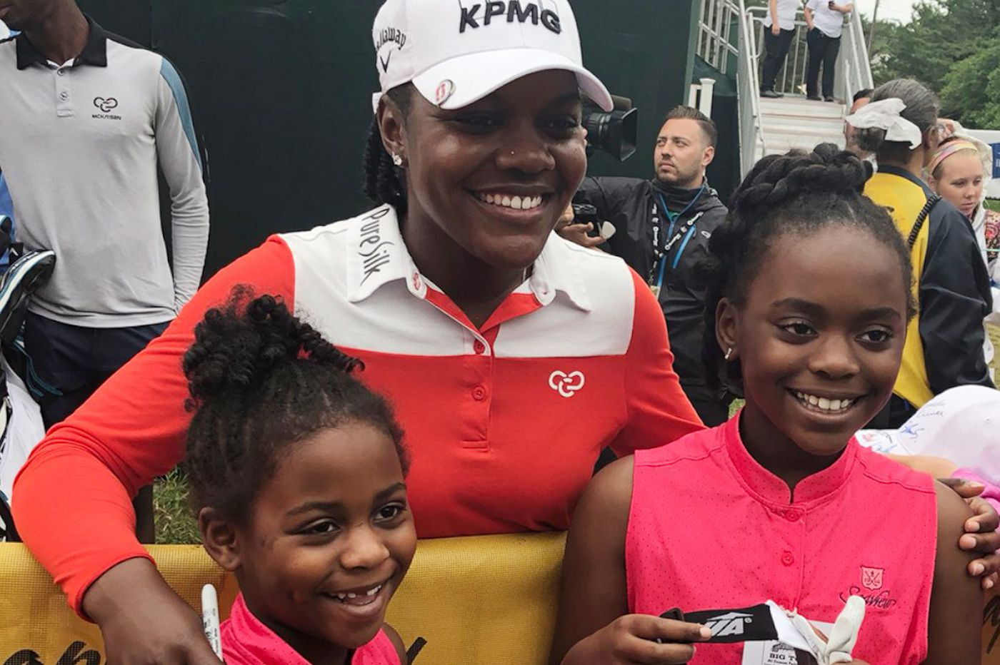 Mariah Stackhouse inspires at ShopRite LPGA Classic en route to career-best finish | Marcus Hayes