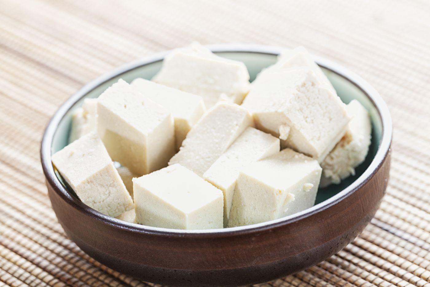 Block tofu