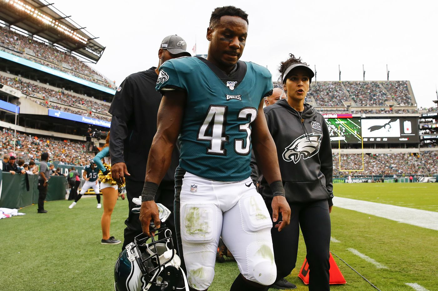 Eagles' Darren Sproles announces retirement after 14 NFL seasons