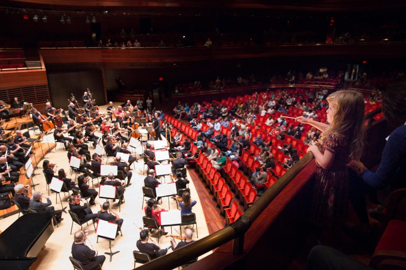 A Philadelphia Orchestra first: Into the sensory-friendly realm