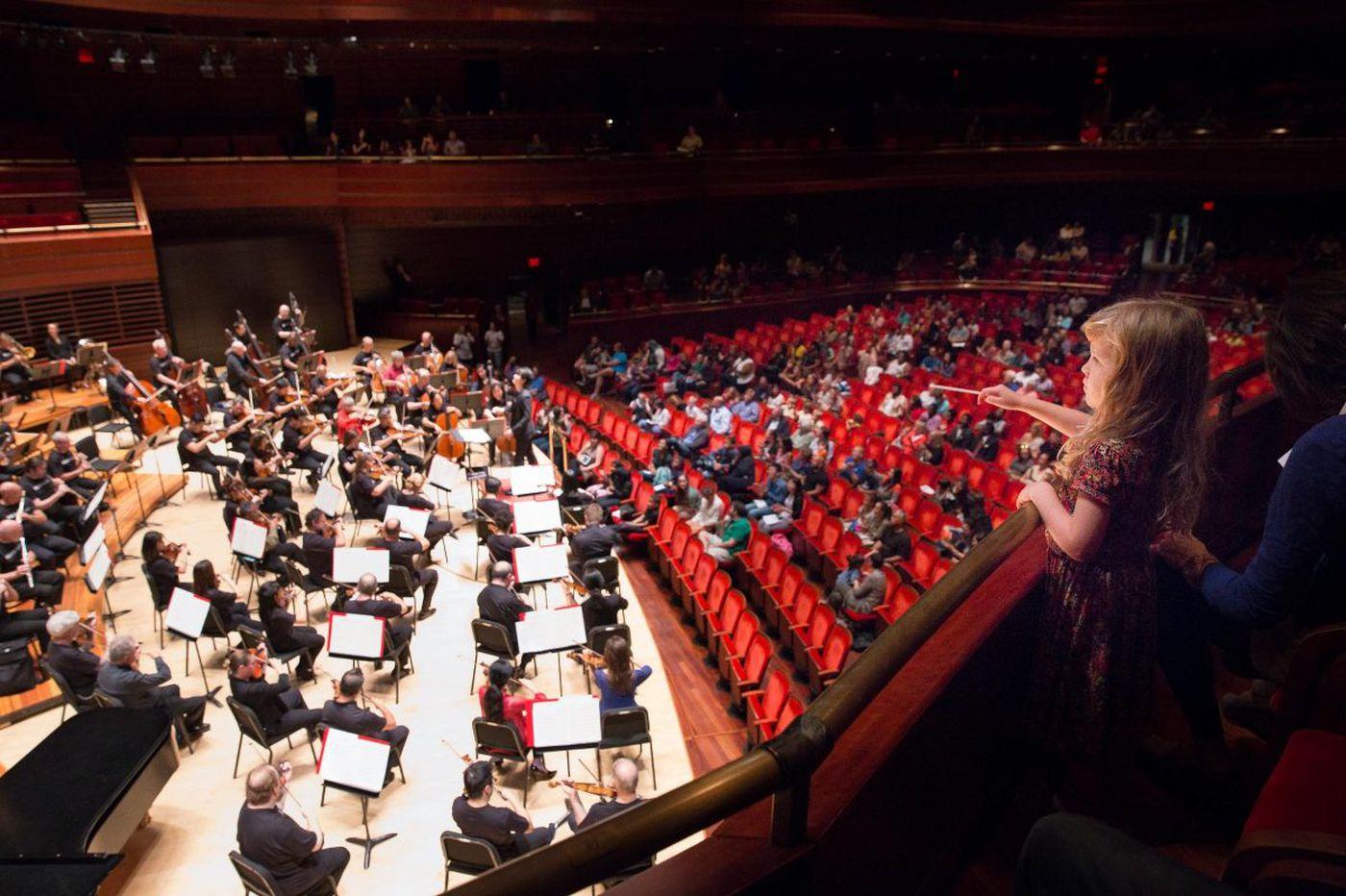 A Philadelphia Orchestra first: Into the sensory-friendly realm
