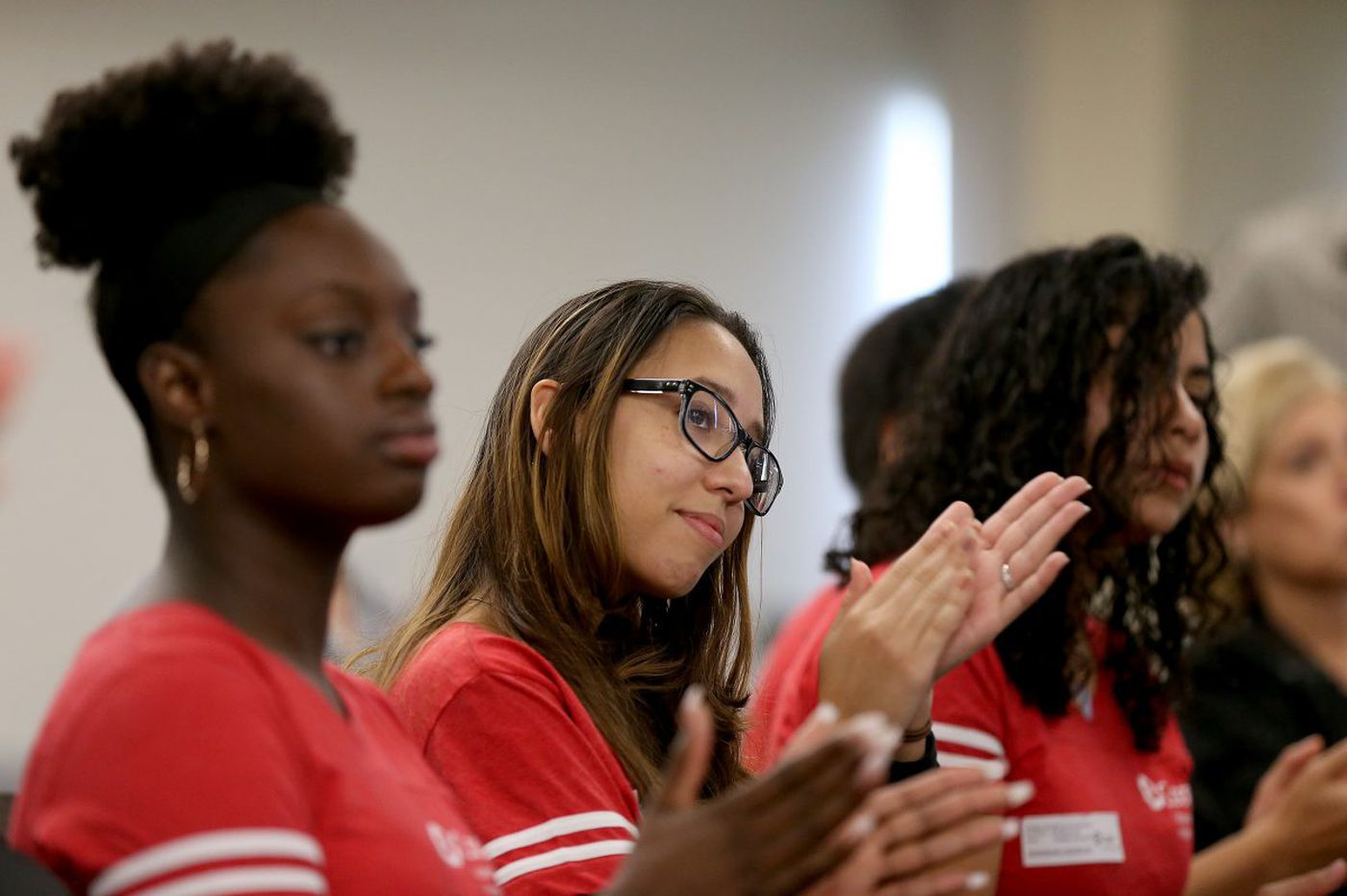 Free training plus a promise of jobs for some Camden students