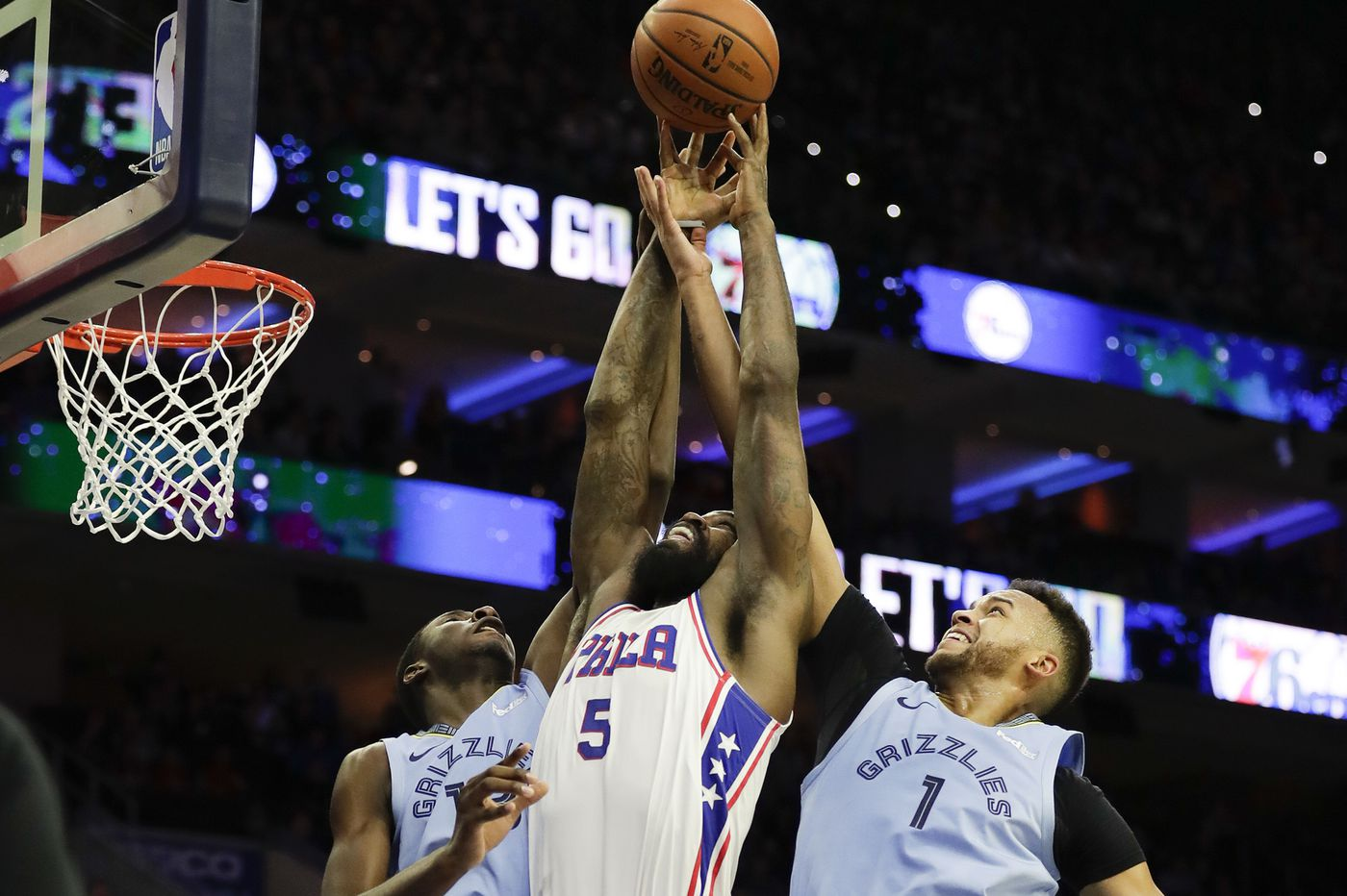 Sixers' veteran Amir Johnson opts to play for Delaware Blue Coats