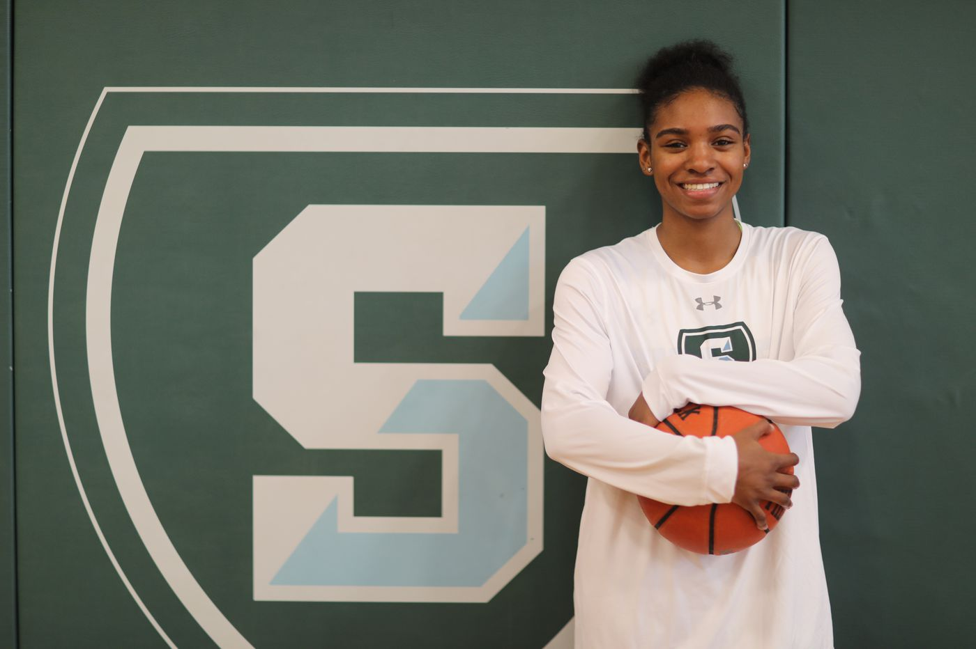 Shipley 1,000-point scorer Lauren Ross looks forward to a Friends League title and college ball at St. Joseph's