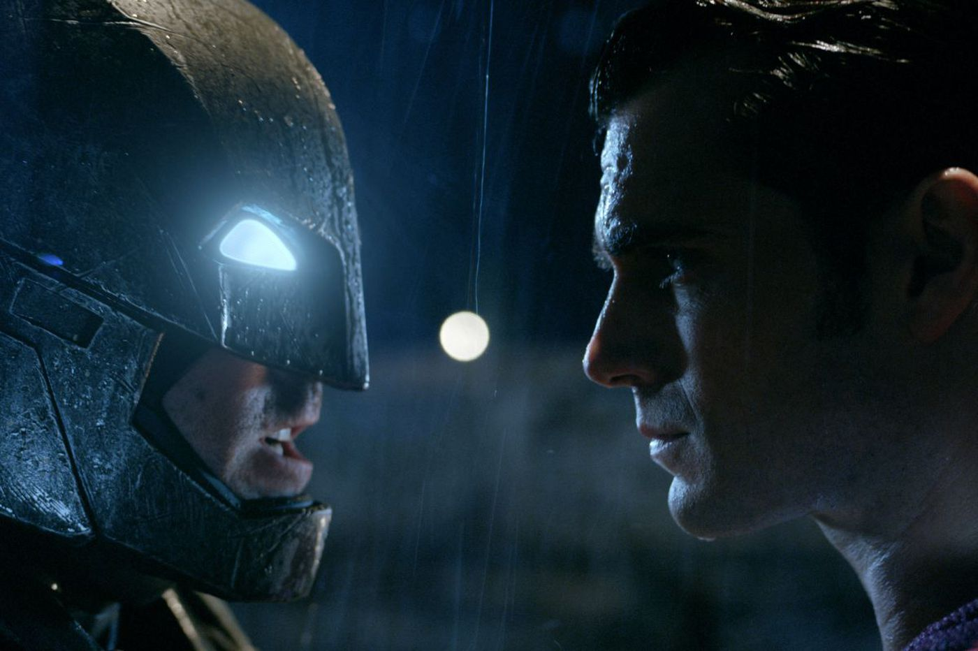 'Batman v Superman': No joking matter