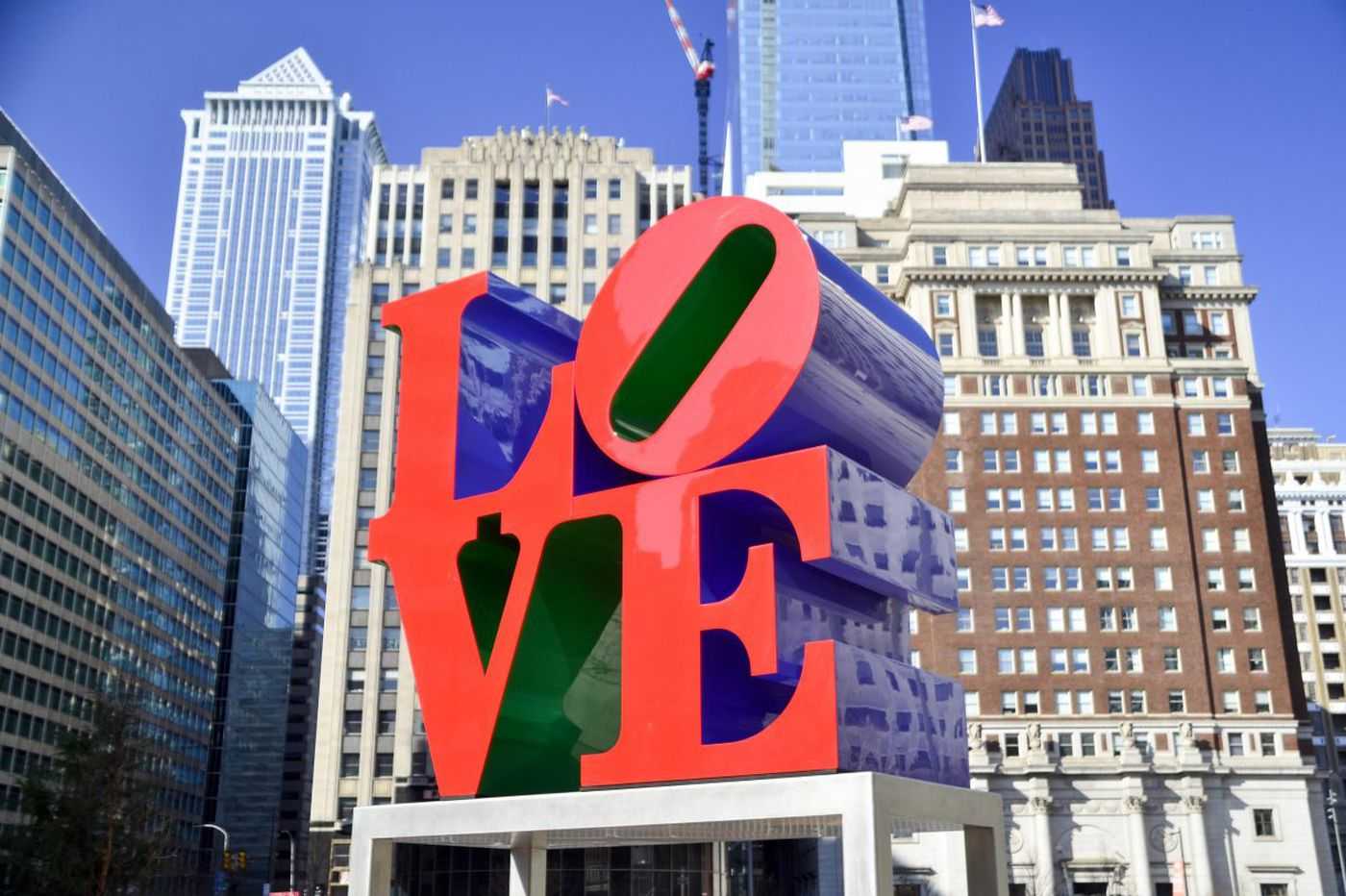 LOVE sculpture symbolizes 'what we hope for, cherish, and memorialize' | Opinion