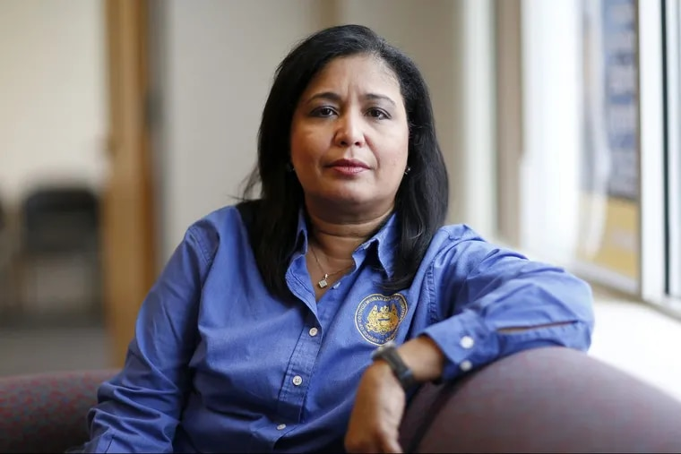 City Councilwoman Maria Quinones Sanchez is leading the effort for an inclusionary housing bill in Philadelphia.