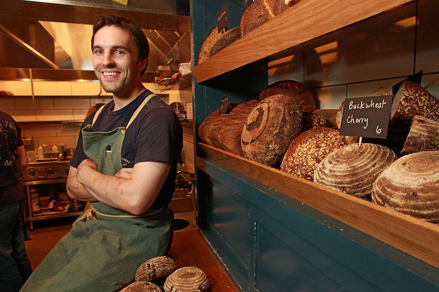 Talking bread with Alex Bois