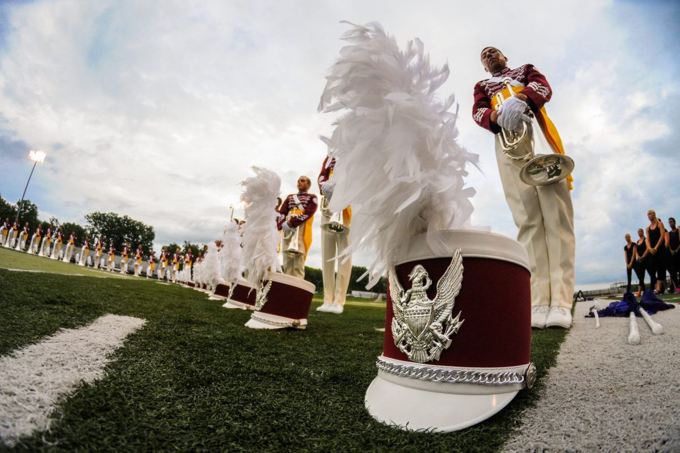 Critic: I warned drum corps executive about George Hopkins