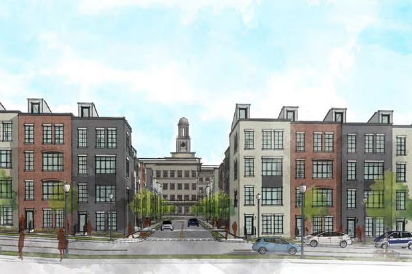 Among rebuffed plans for jilted W. Philly police HQ site: climbing gym, charter school, homes by NFL's Malcolm Jenkins