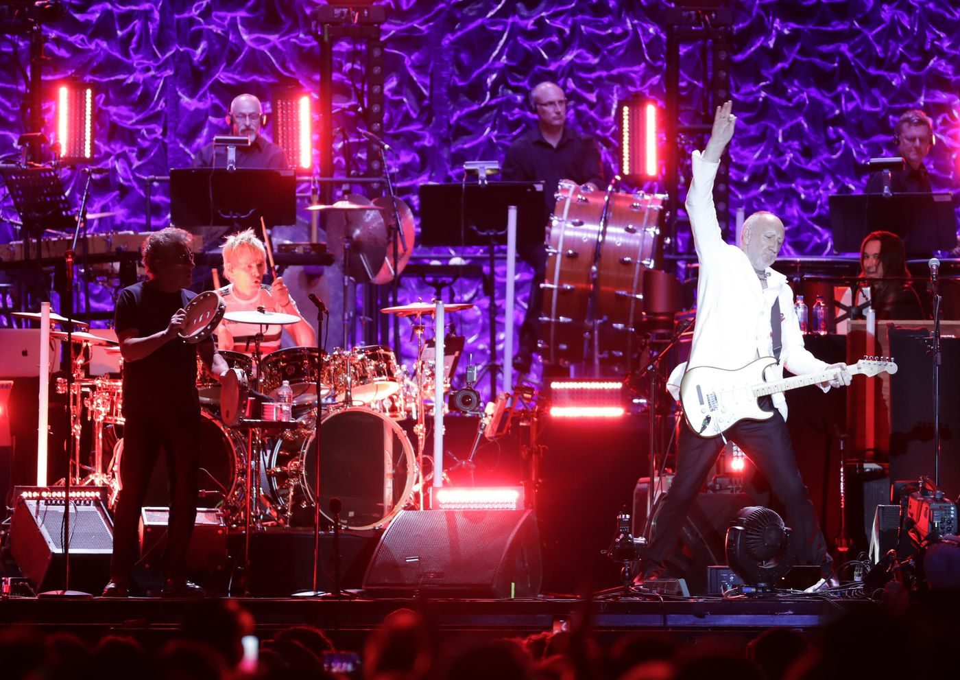 Review: The Who — older, but still majestic at Citizens Bank Park