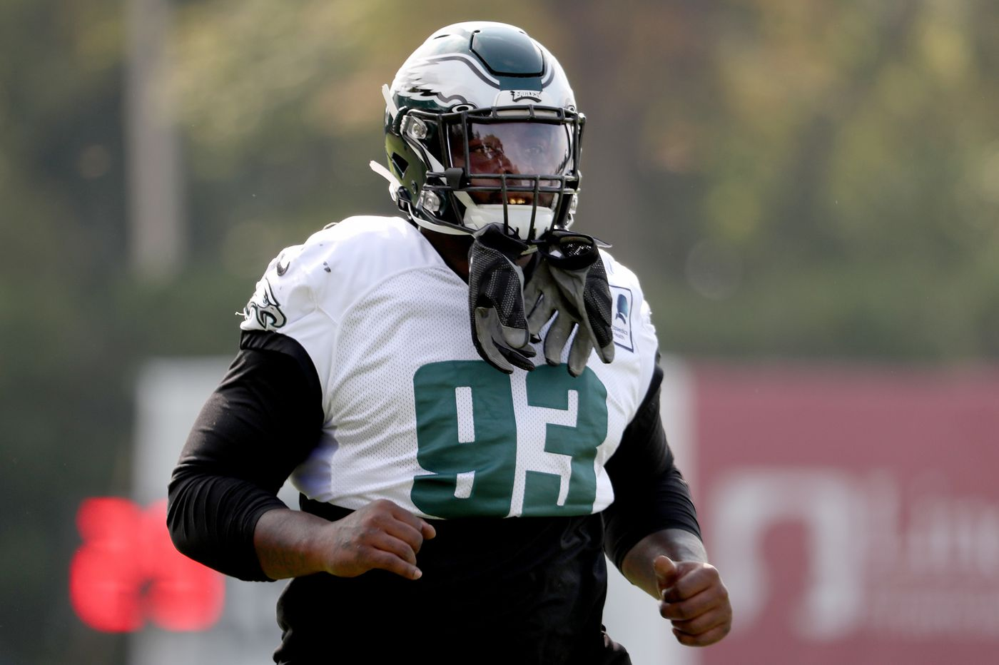 Tim Jernigan, once discarded, is bringing the fight to Eagles training camp | Jeff McLane
