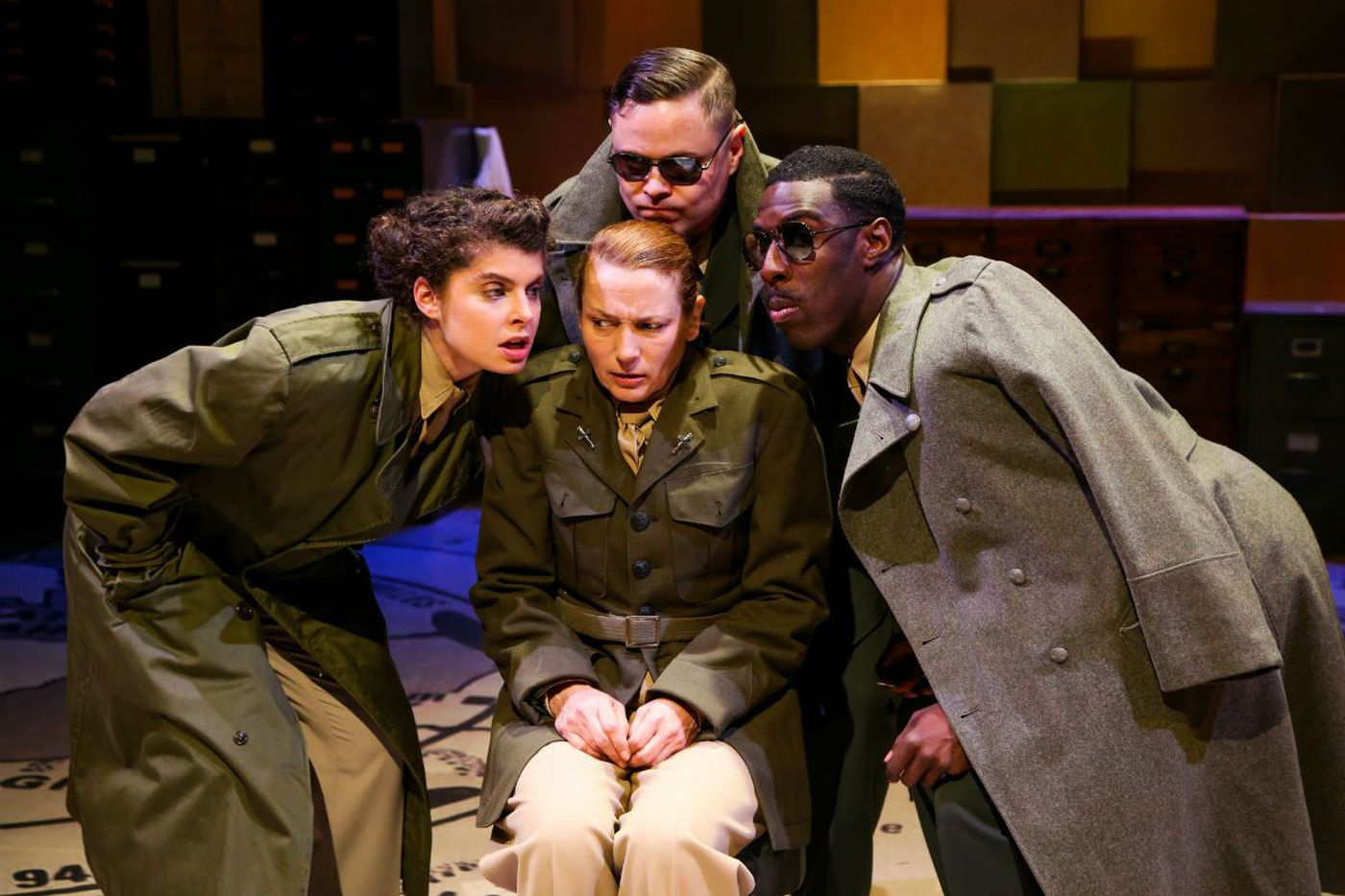 'Catch-22' catches the spirit of the book at Curio Theatre Company in West Philly