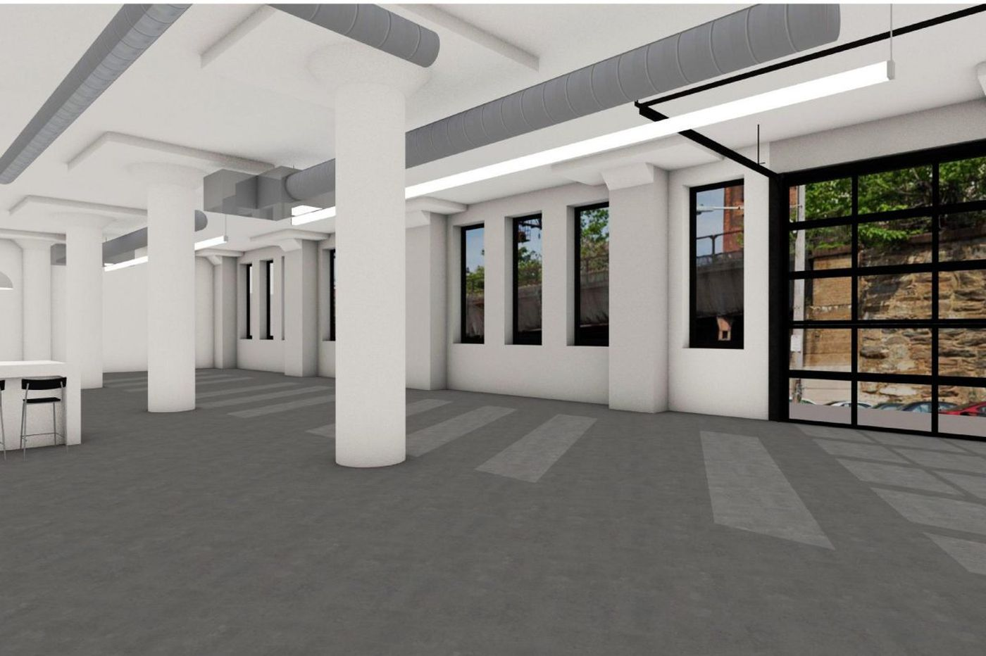 Photo studio and event space planned in emerging Philly business enclave