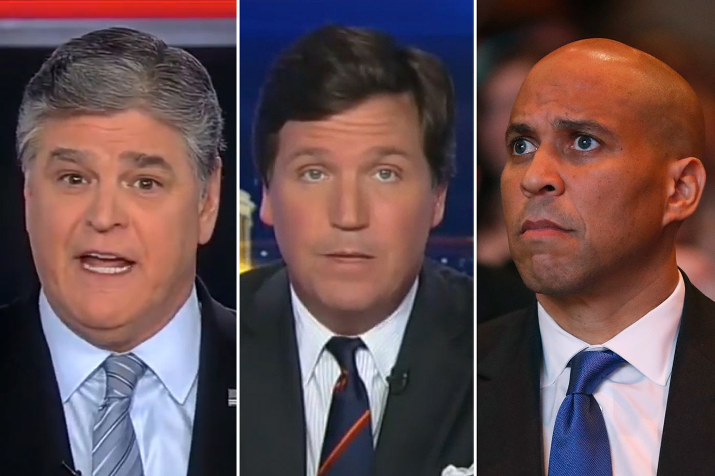 Fox News got its facts wrong on Cory Booker's silence about Virginia mess