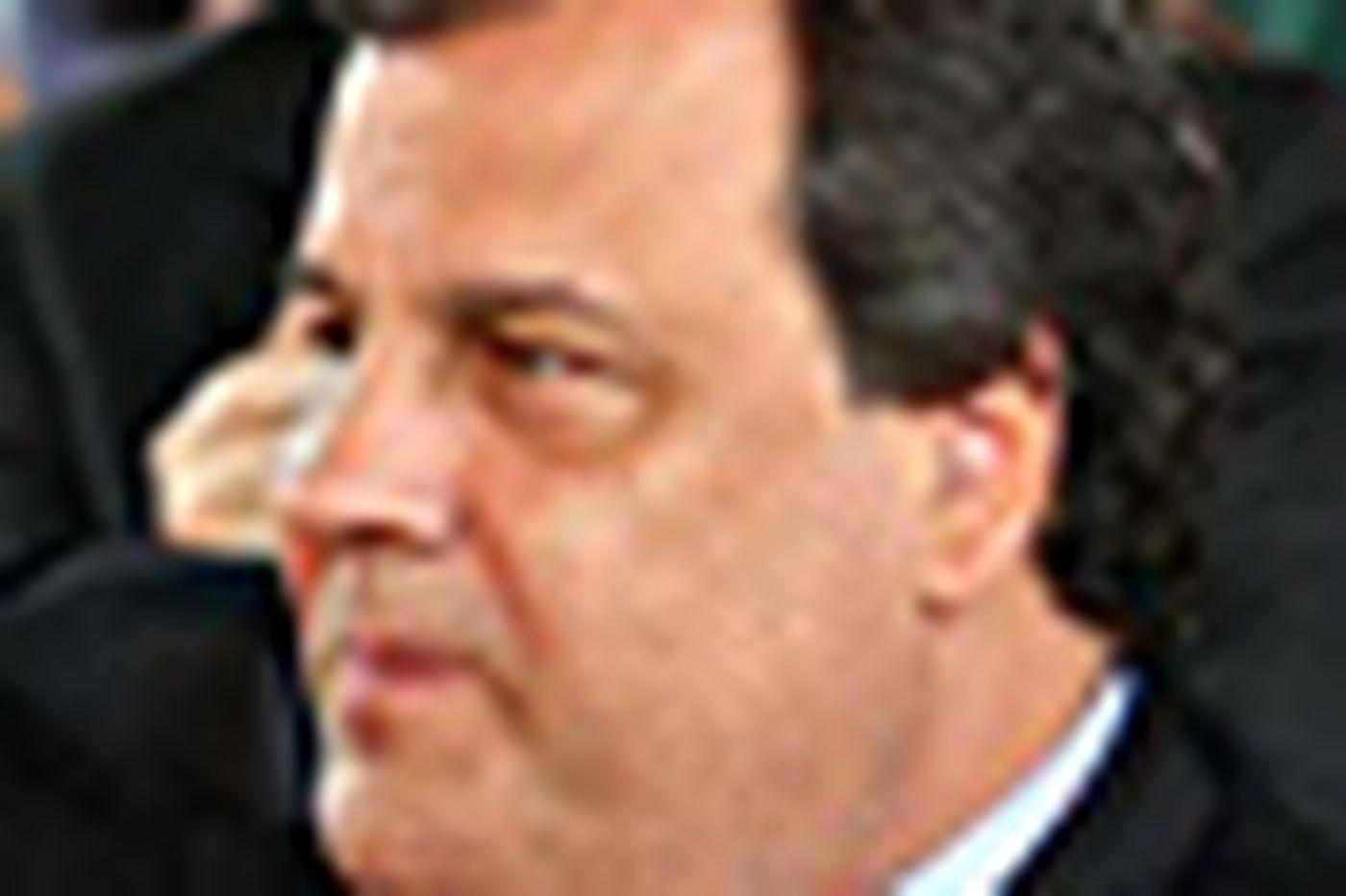 Christie lambastes paid union leave, then OKs deal that includes it