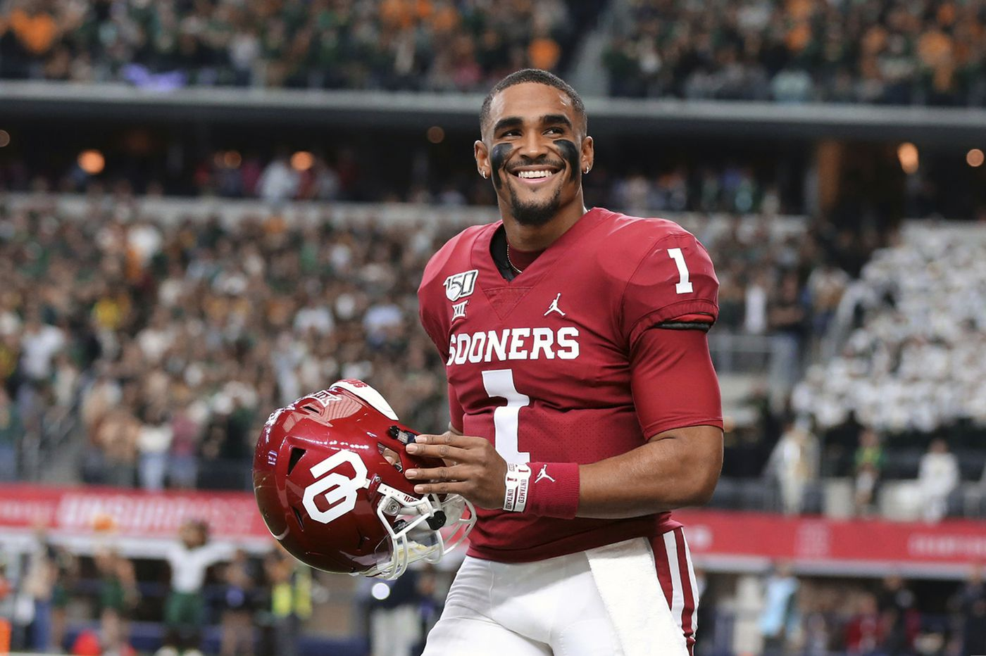 Rating the draft: Eagles beat writers weigh in on the team's decision to take QB Jalen Hurts in the second round