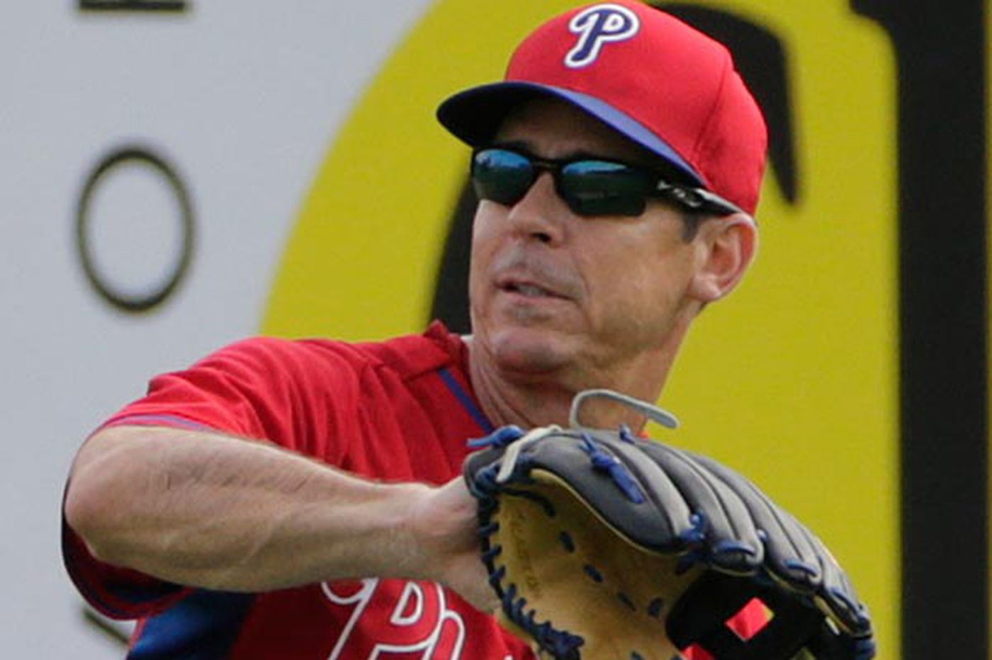 Billy Bean brings inclusion message to Phillies camp