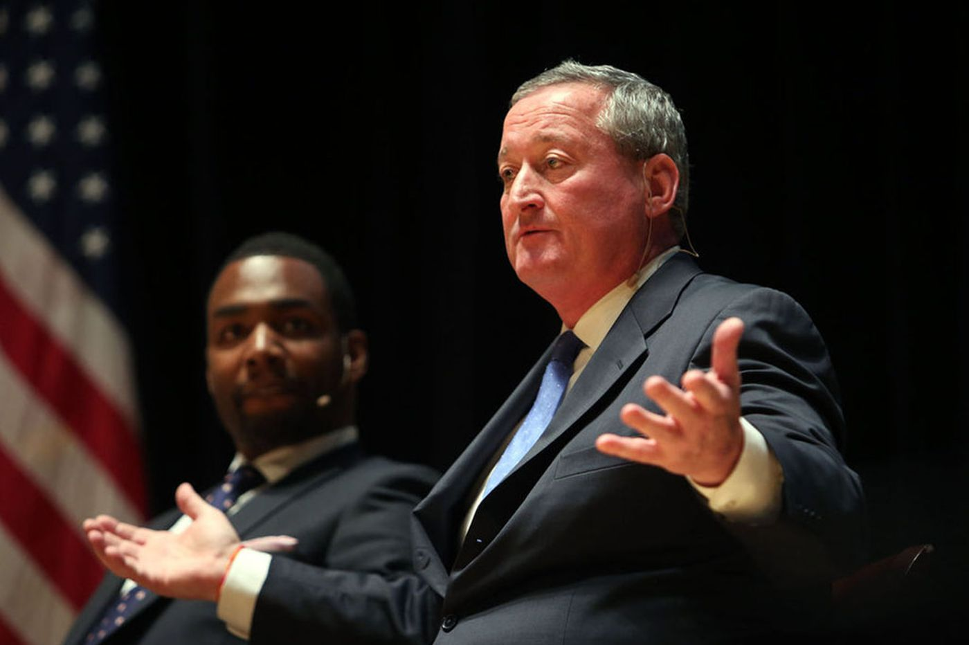 Inquirer poll: Kenney has big lead in mayor's race
