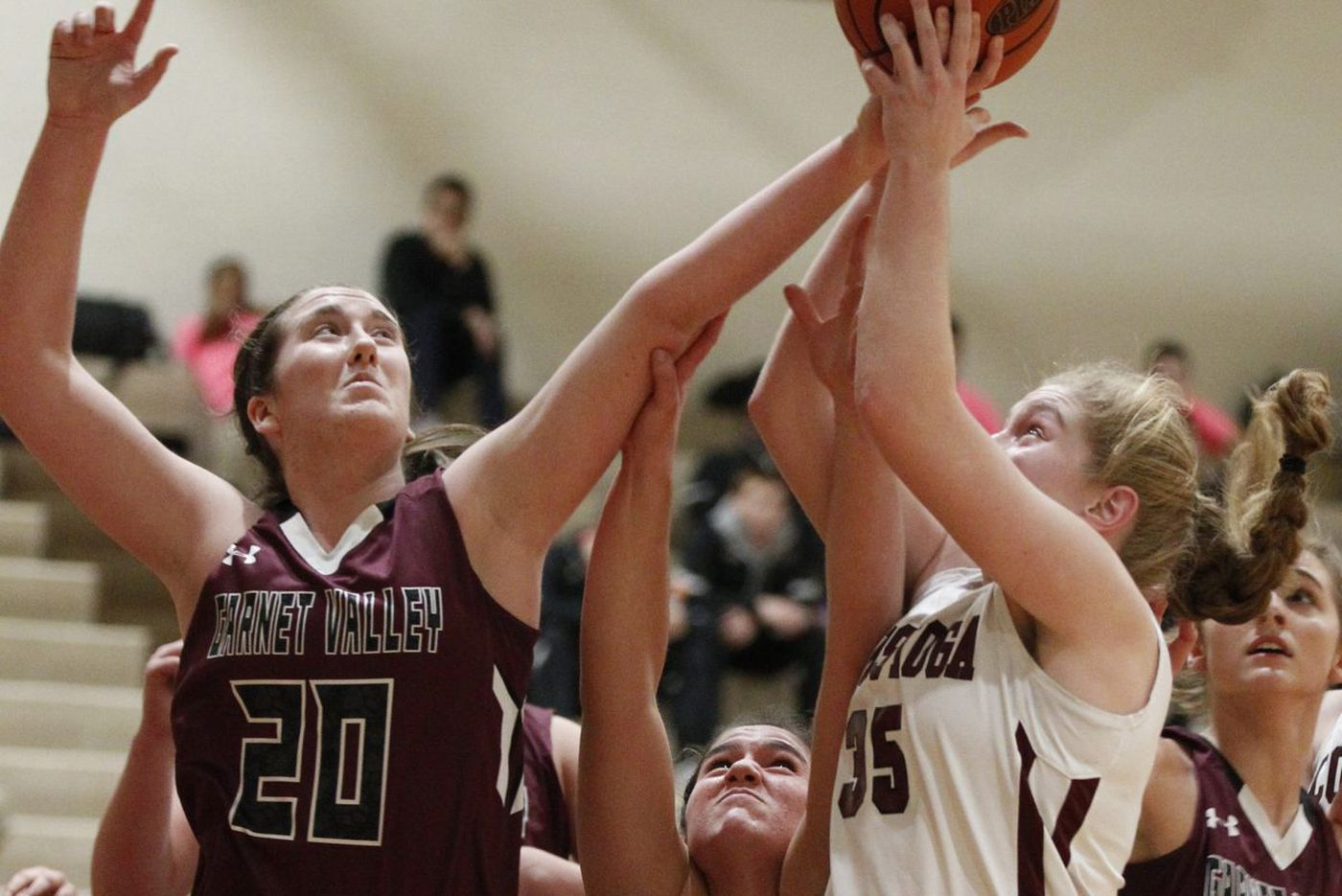Tuesday's Pa. roundup: Emily McAteer surpasses 1,000 career points in Garnet Valley's win over Harriton