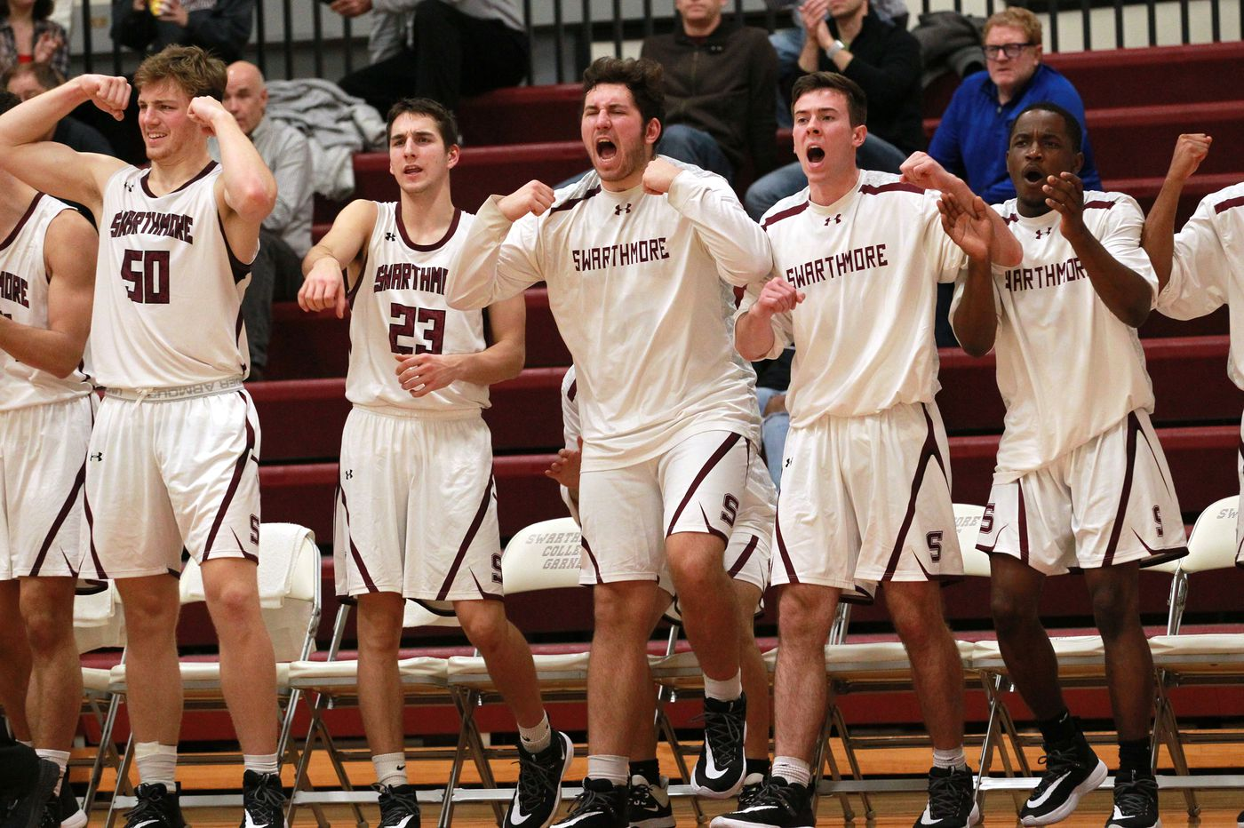It's just nuts: Swarthmore basketball team No. 1 in country in Division III | Mike Jensen