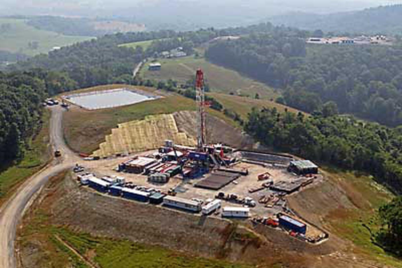 $1B Marcellus pipeline proposed