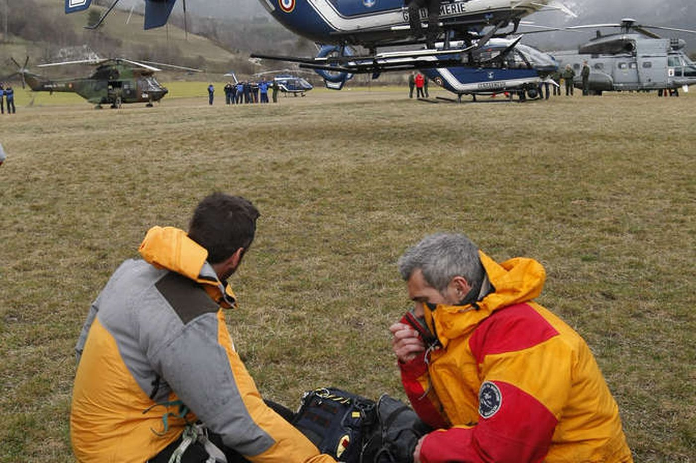 Plane crash kills 150 people in French Alps; Europe in shock