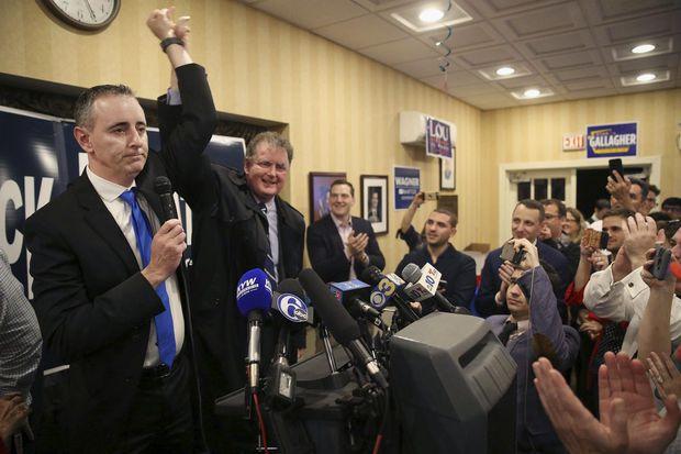 How Brian Fitzpatrick won in an 'atrocious political environment' for suburban Republicans