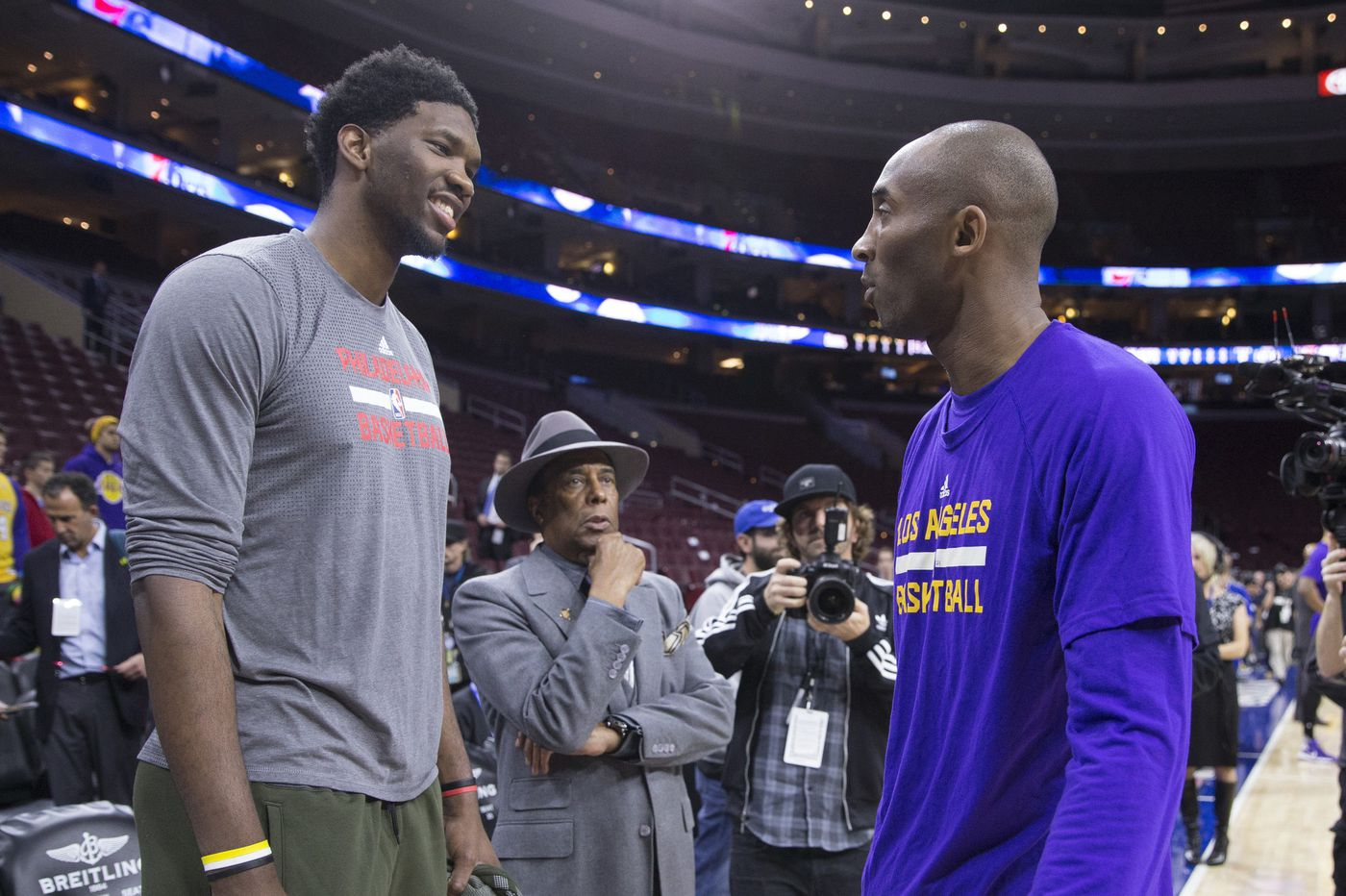 Kobe Bryant is the reason Sixers fans have a Joel Embiid to root for and cherish | Off the Dribble