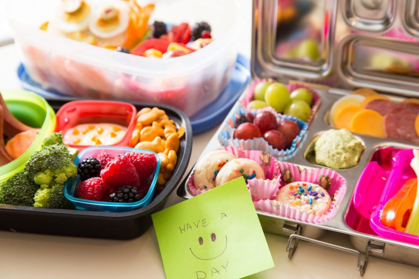 Ideas to get out of the midyear lunchbox slump