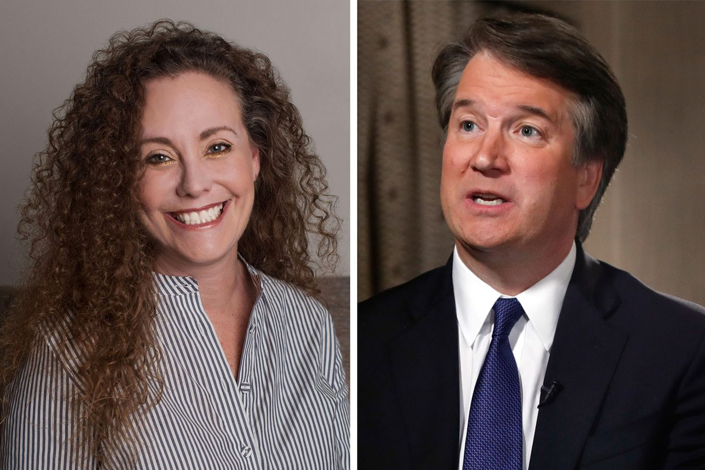 EX-BOYFRIEND OF THIRD KAVANAUGH ACCUSER FILED RESTRAINING ORDER AGAINST HER