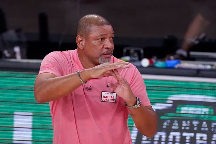 Sixers coach Doc Rivers has a tough task ahead on him.