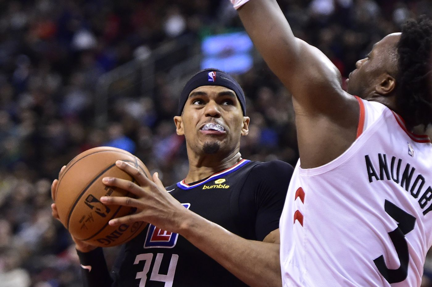 Tobias Harris is the perfect player for the Sixers, who are now the team to beat in the East | David Murphy