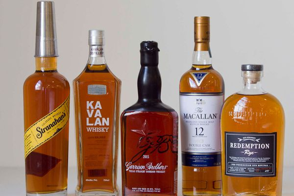 8 great whiskies Craig LaBan recommends for the holidays