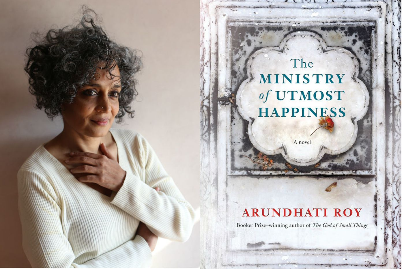 Arundhati Roy's long-awaited new novel: Overstuffed, disappointing