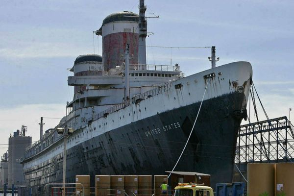 Is SS United States shipping out for New York?