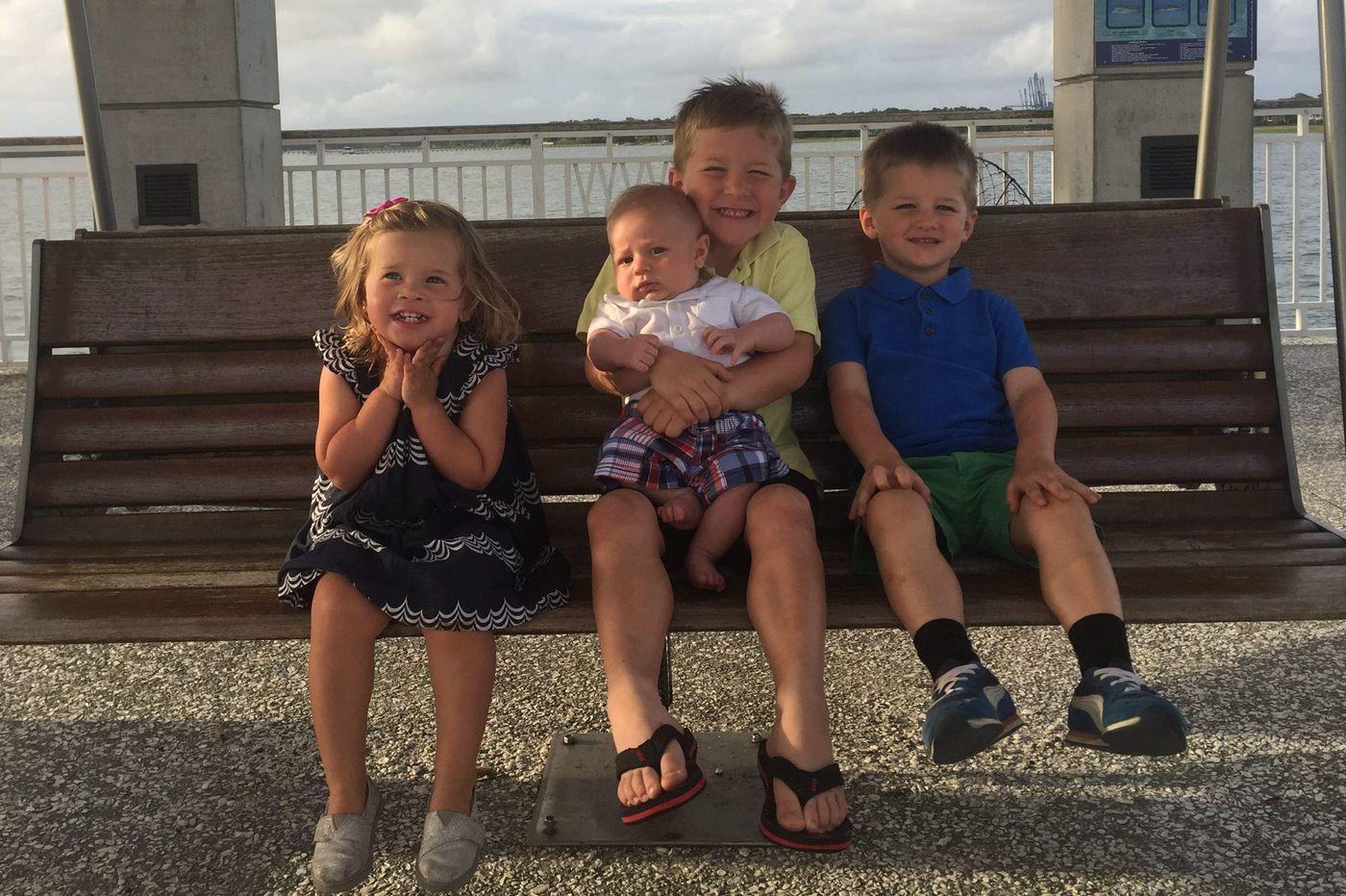 The Parent Trip: Lisa and Bill Zane of Fishtown