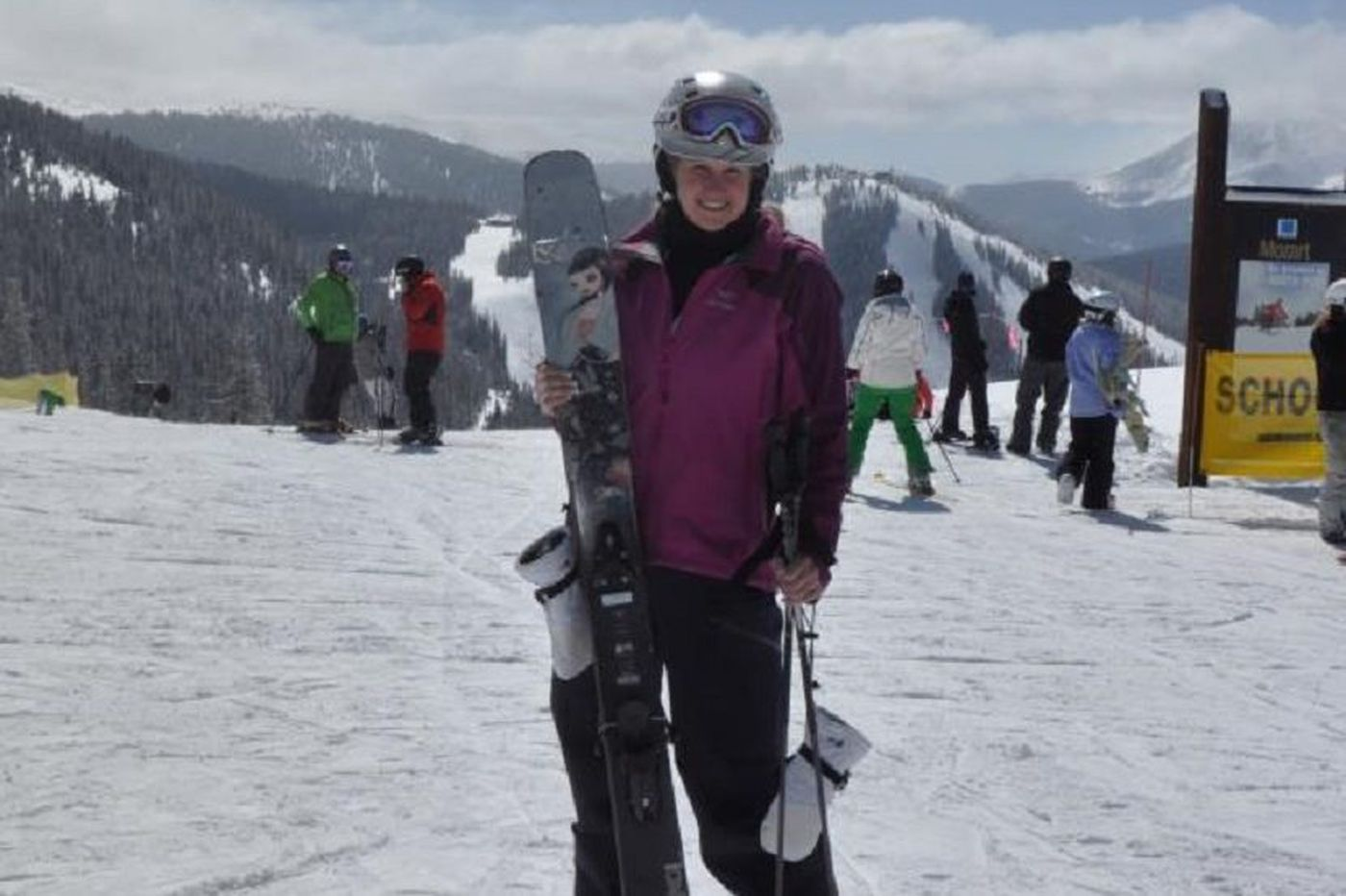 Havertown woman, 43, dies in Colorado mountain hiking accident