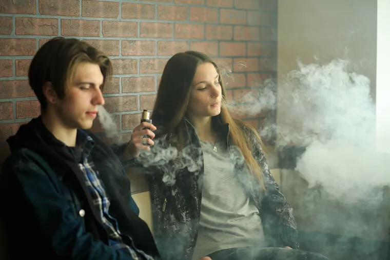 Vaping's dizzying rise among American youth grew to 27.5% of all high schoolers and 10.5% of all middle schoolers in 2019.